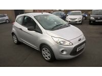 59 reg ford ka new shape low miles 45000 cheaper px welcome ,fiat 500 , corsa , fiesta , clio