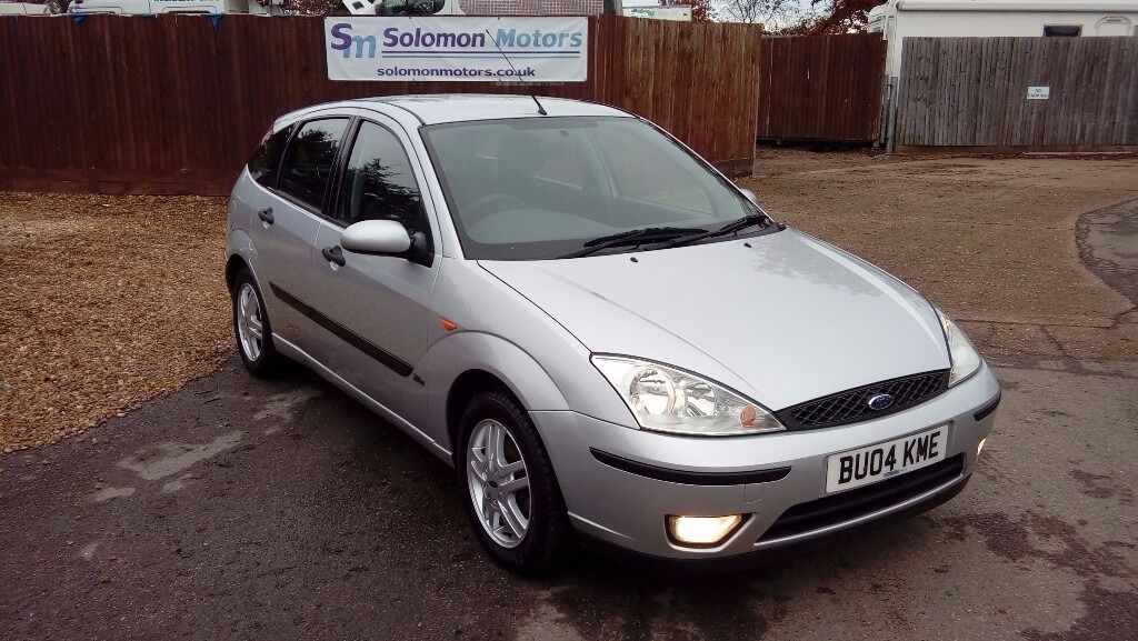 FORD FOCUS 1.6L & NEW MOT, SERVICE AND WARRANTY ON SALE