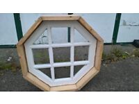 Small Octagonal Window