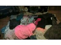 BUNDLE OF SIZE 16 CLOTHES