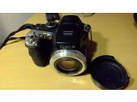 Fuji Finepix S8000 Digital Camera