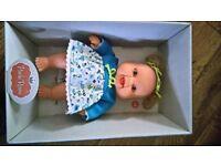 Pavla reina Doll new in box
