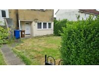 Two bedroom lower cottages flat to rent- Clydebank