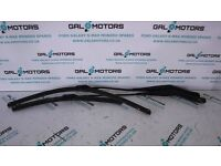 FORD MONDEO MK4 2007-2014 FRONT WIPER ARMS WITH WIPERS HG08