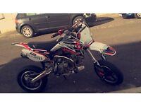 Demon x pit bike 170cc