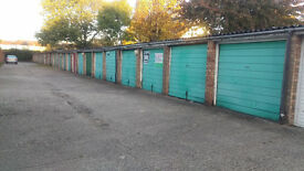 Locked garage for rent