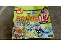 Nickelodeon Scene It DVD Trivia Game, Age 8+