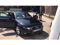 Audi a4 2009 2.0l tdi