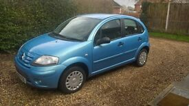 LOW MILEAGE, SMALL CAR, FULL MOT ON SALE, CD PLAYER, AIR CON, FULL SERVICE HISTORY