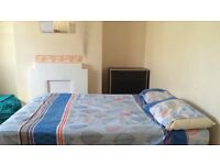 large double bedroom in a shared house