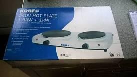 Brand new 240v hot plate