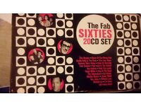 The Fab Sixties 20 CD Set