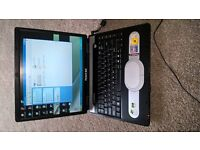 Packard Bell Easy Note Lap top Windows XP 2002 40gb Hard Drive