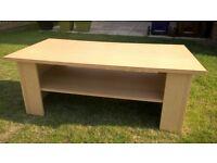 immaculate IKEA coffee table
