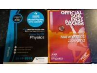 Higher Physics and Mathematics practice papers