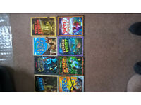 HISTORY QUEST/SCIENCE QUEST BOOKS