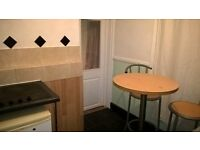 Flat: One bed ground floor : [ Studio Apartment ] . Fantastic location and furnished,