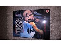 Prison Break DVD Box Set- Like New- Season 1-4, including the 'Final Break'- 80 Episodes