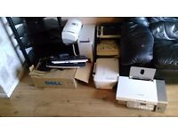 Joblot printer pcs and photo copiers and fax machine s