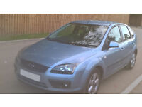 2005 Ford Focus 1.6 Zetec Climate 5 door with 11 months MOT, £650 O.N.O.