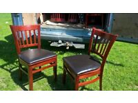 Joblot Restaurant cafe pub chairs contract furniture set