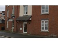 Two bedroomed first floor flat in Fullwood Court, Ellesmere
