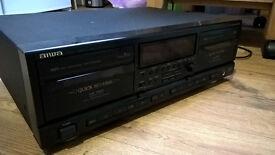 Aiwa Double Tape recorder