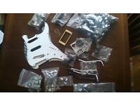 Assorted Electric Guitar Parts