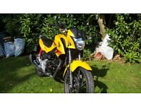 CB125F pearlecent yellow
