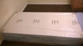 Brand New Single Divan bed (Packaged)