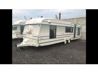 Roma gt762 caravan clearance sale