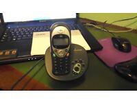 NTL D4900 Cordless Answer Phone