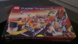 Lego Mars Mission 7 sets incl. Space Station