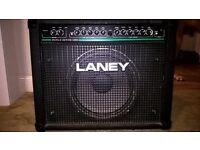 Laney world series 120r amp