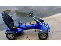Kettler Original Kettcar Go Kart Pro Racer GT