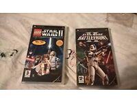 Star Wars PSP games