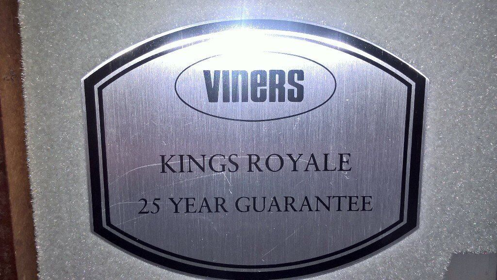 viners boxed cutlery set