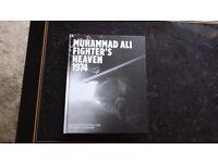 Muhammad Ali fighter's heaven