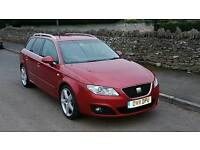 Seat Exeo Sport Tech 2.0 TDI [143] Estate - Navigation - Xenon Headlights