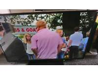 """Toshiba 43"""" LED tv with freeview full HD"""