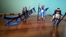 Playmobil Samurai Warriors