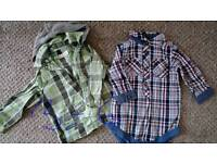 Baby boy clothes 3-6mnths