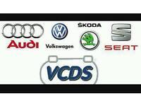 VCDS VAG COM DIAGNOSTIC SCANNING Volkswagen skoda Audi seat
