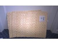 New Ikea bamboo effect place mats (x 4) - £4