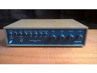 Vintage Sony TA-70 Amplifier - Made in Japan