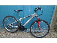 "Revolution Cairn 24"" mountain bike (8-14 year olds)"