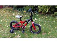 """Specialized 12"""" Hotrock kids bike"""