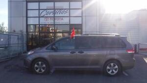 2014 Toyota Sienna LE 7 PASSAGERS 62000KM VEHICULE CERTIFIE TOYO