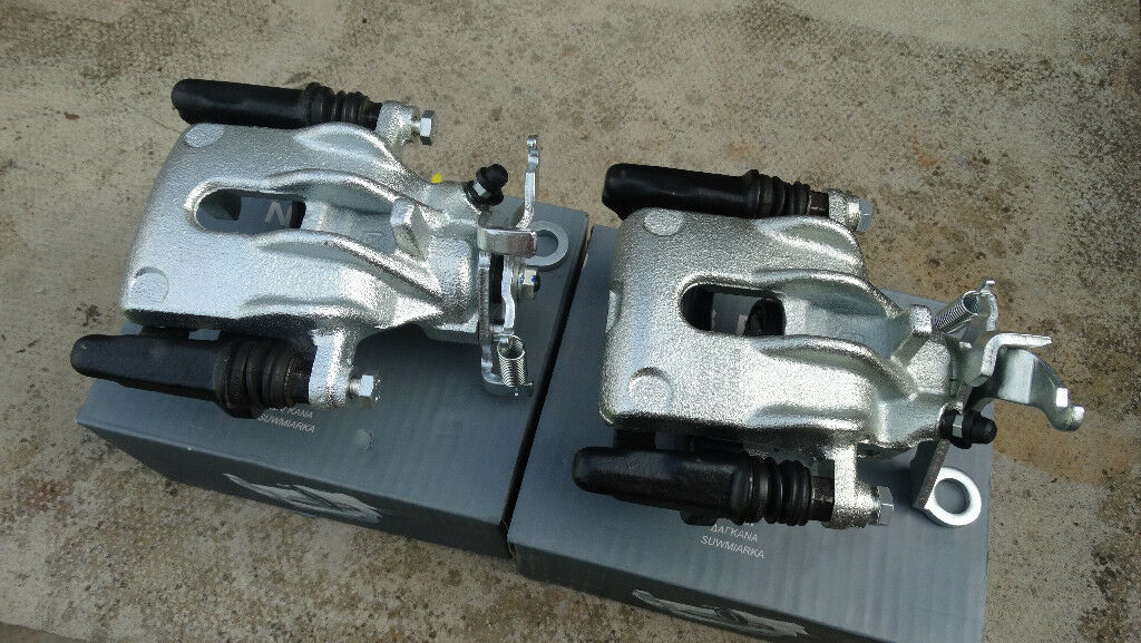 Mercedes Replacement Parts >> ST170 FORD FOCUS MK1 REAR BRAKE CALIPERS BNIB CAPRI ESCORT | in Thetford, Norfolk | Gumtree