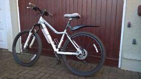 Giant Terrago Disc Mountain Bike